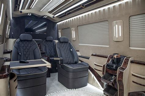 luxury mercedes sprinter mercedes sprinter klassen 174 luxury vans