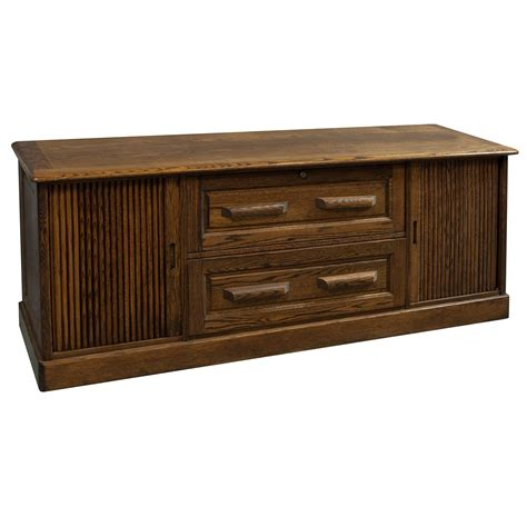 office credenza veneer used 42 215 76 pedestal desk with credenza oak