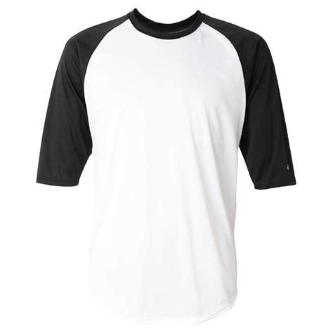 black sleeve shirt template template badger 4133 baseball t shirt sleeve