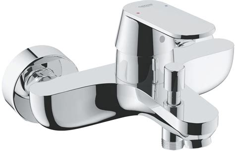 Grohe Eurosmart Cosmopolitan Wall Bath/Shower Mixer Tap 32831