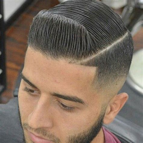 comb over taper fade style the taper fade haircut types of fades men s hairstyles