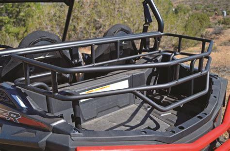 Rack Test Rails by Utv Magazine Product Test Hornet Road Rzr S