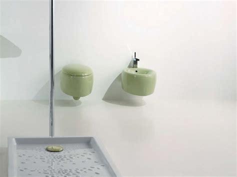 Bidet En Wc Sospeso by Wc Sospeso In Ceramica Touch Wc Sospeso Gsg Ceramic Design