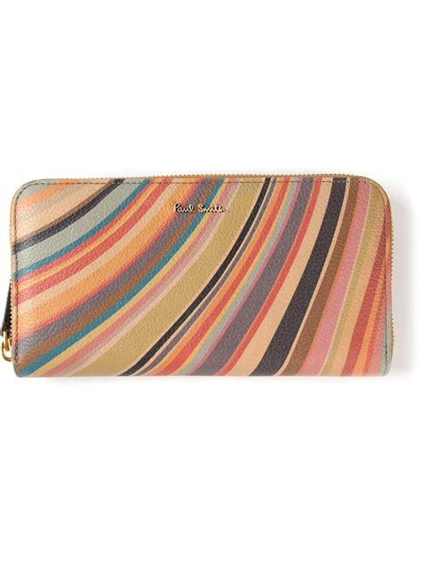 This Paul Smith Bag Looks Better If You Squint by Paul Smith Swirl Makeup Bag Mugeek Vidalondon