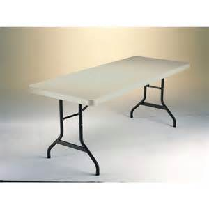 northwest territory 6 ft folding table fitness sports