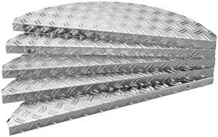 trapmatten karwei trapmat traanplaat aluminium kwantum