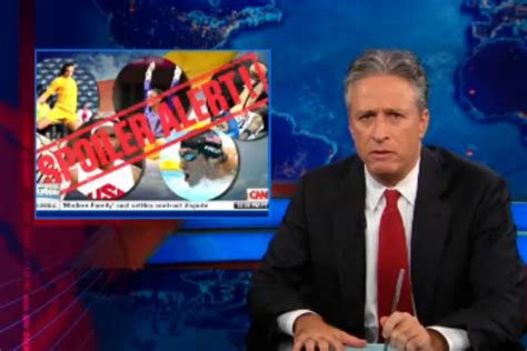 Alert Is Wired The Entertainment by Spoiler Alert Jon Stewart Isn T Happy With Olympics