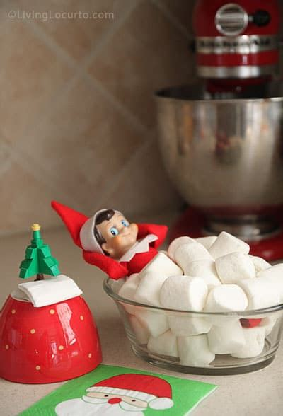 elf   shelf ideas  printable posing guide