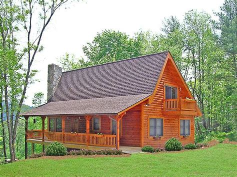 country cabin floor plans home with year rustic appeal the house designers