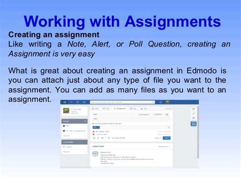 edmodo typing edmodo presentation file