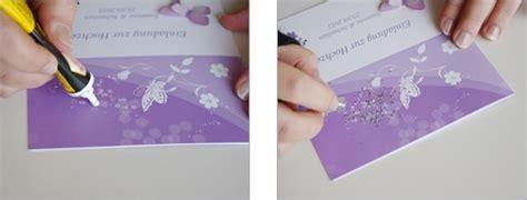 Hochzeitseinladung 3d by Schmetterling In 3d Auf Der Hochzeitseinladung So Geht S
