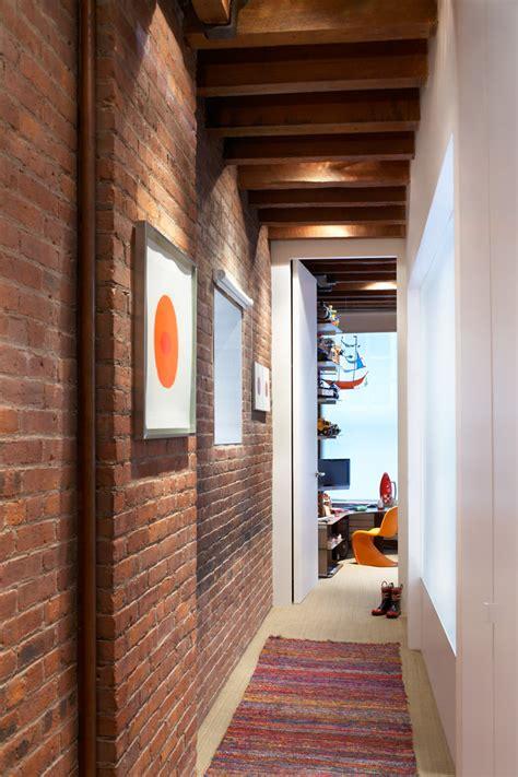 extraordinary industrial hallway designs  stand