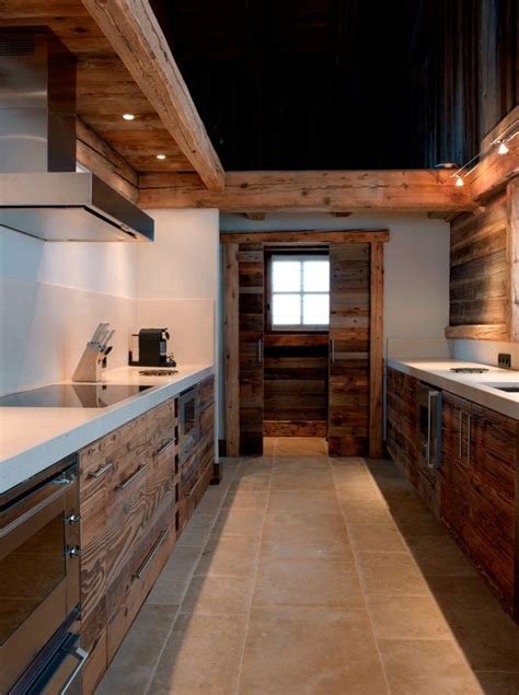 fabulous chalet kitchen designs   inspired