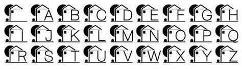 lettere dell alfabeto stilizzate stilizzate illustrazione di stock illustrazione di