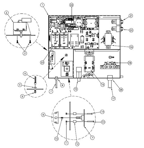 watkins spa heater diagram tub water flow diagram