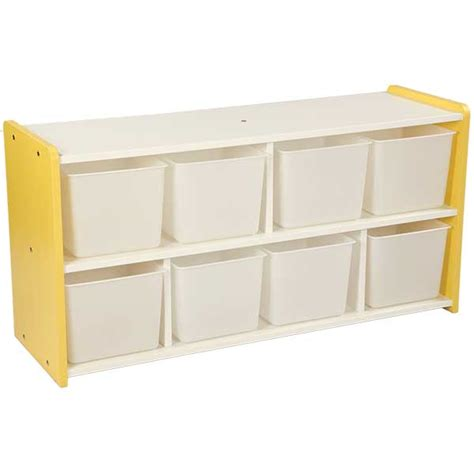 storage shelves with bins schoolsin