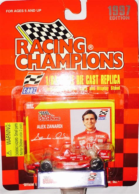 What Does Target Look For In A Background Check Quot Alex Zanardi Quot 1997 Racing Chions 1 64 And 26 Similar Items