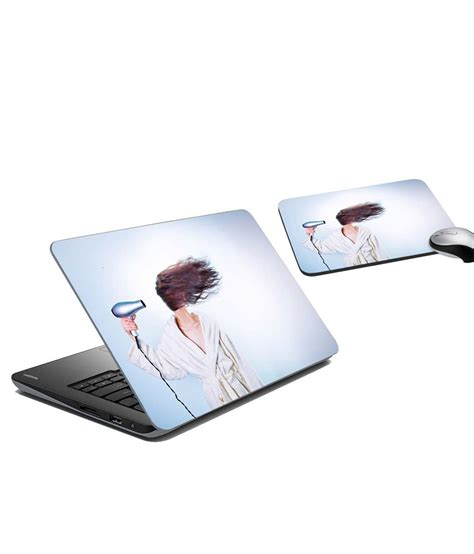 Hair Dryer Laptop mesleep hair dryer laptop skin and mouse pad buy mesleep hair dryer laptop skin and mouse pad