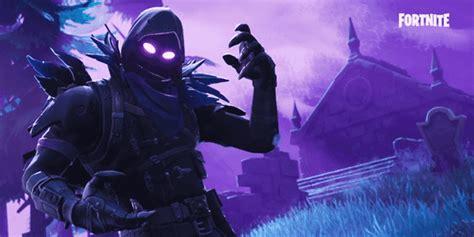 fortnites  raven skin    fan favorite