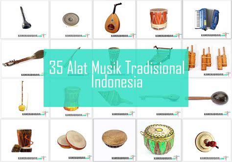 inilah  alat musik tradisional indonesia