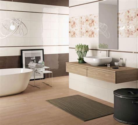 piastrelle bagno marrone 100 idee di bagni moderni interiors bath and house