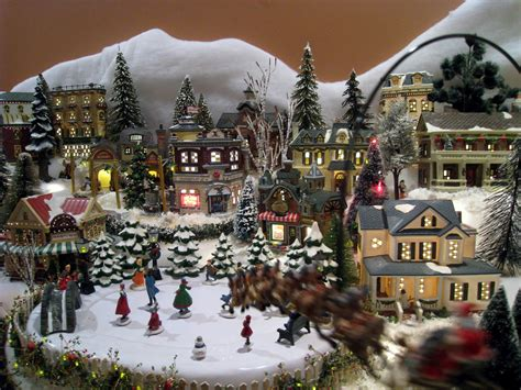 christmas village ideas can you believe your eyes it s