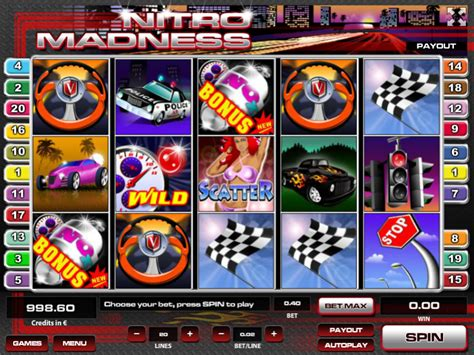 nitro madness freeslot  click  play