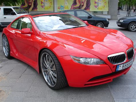 bmw modified modified bmw 6 series car tuning