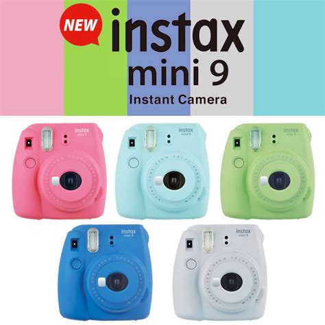fujifilm instax colors new fujifilm instax mini 9 instant choose