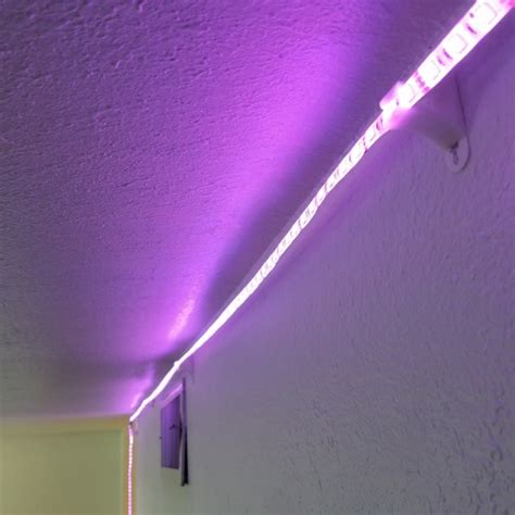 printing templates led light strip wall