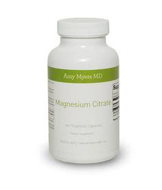 Magnesium Stool by Dr Myers On Calm Supplement Shops And