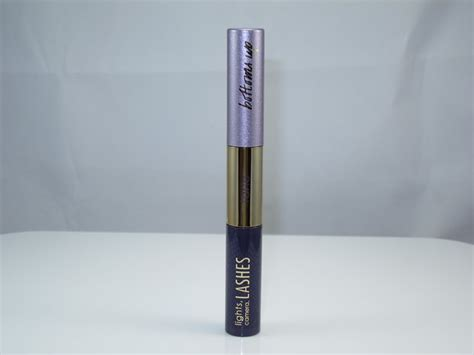 tarte lights camera lashes mascara tarte doubles you up on lights camera and lashes but