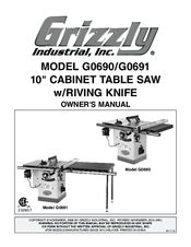 Grizzly G0690 Manuals