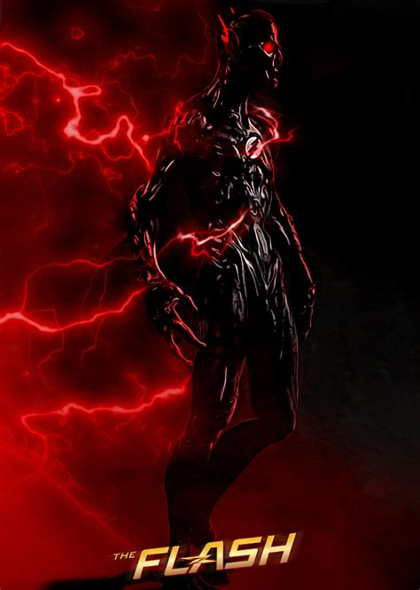 Black Flash artstation black flash before after marquis lester