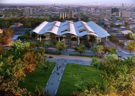 banco ciudad banco ciudad headquarters foster partners archdaily