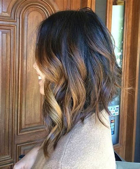 long bobs and highlights 41 hottest balayage hair color ideas for 2016 long bob