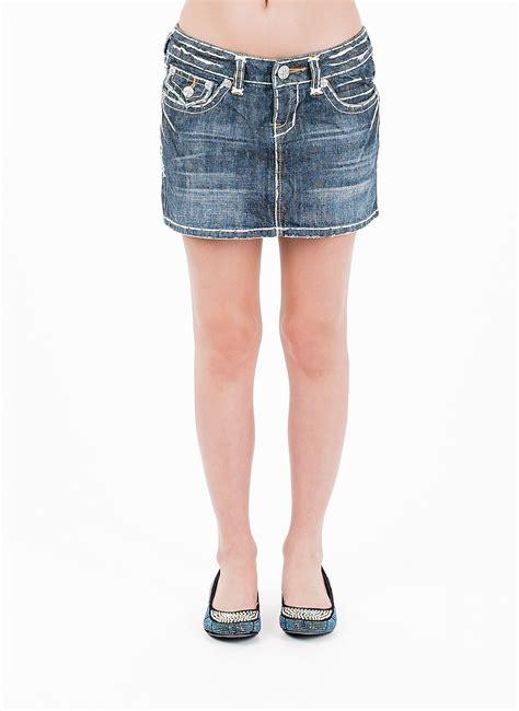 jean mini skirts blue jean skirts mini skirts