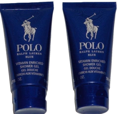 Ralph Polo Blue Shower Gel by Ralph Polo Blue Perfume 3 4oz Shower Gel Duffle