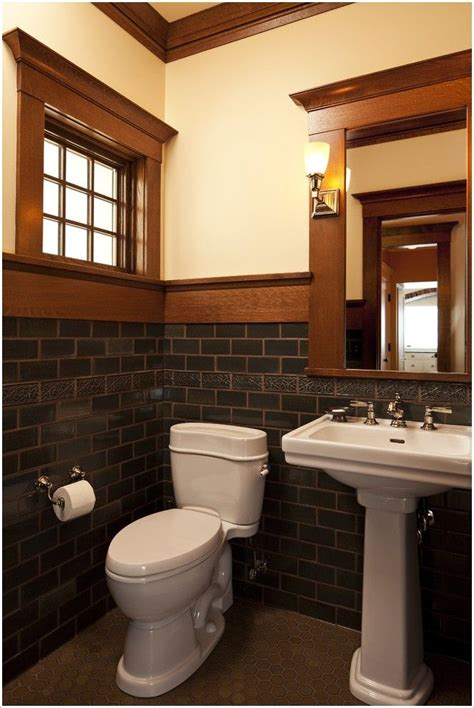Craftsman Style Bathroom Ideas by Best 25 Craftsman Bathroom Mirrors Ideas On For