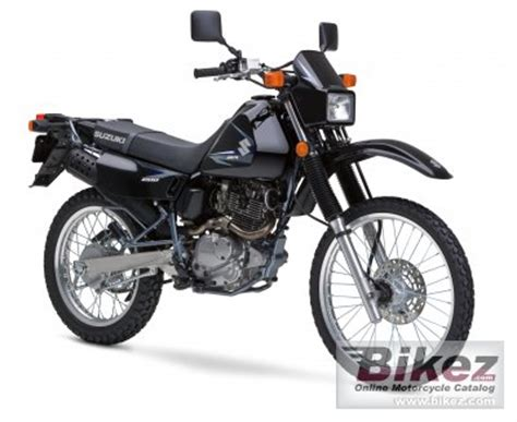 Suzuki Dr200 Review 2009 Suzuki Dr200se Specifications And Pictures