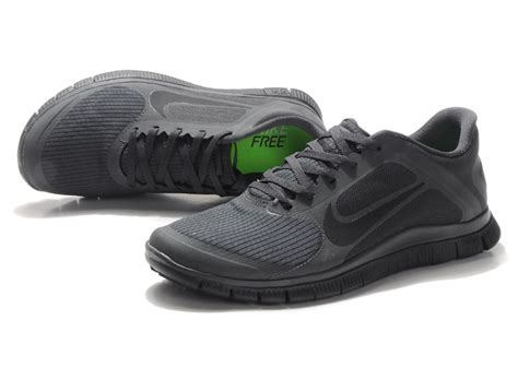 mens nike free 4 0 v3 running shoes factory direct nike free 4 0 v3 mens running shoes black