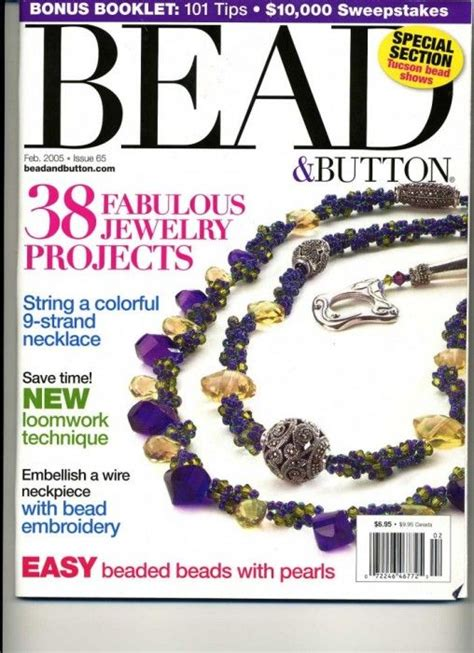 bead and button magazine bead and button 2 2005 gy 246 ngy 246 s 250 js 225 gok