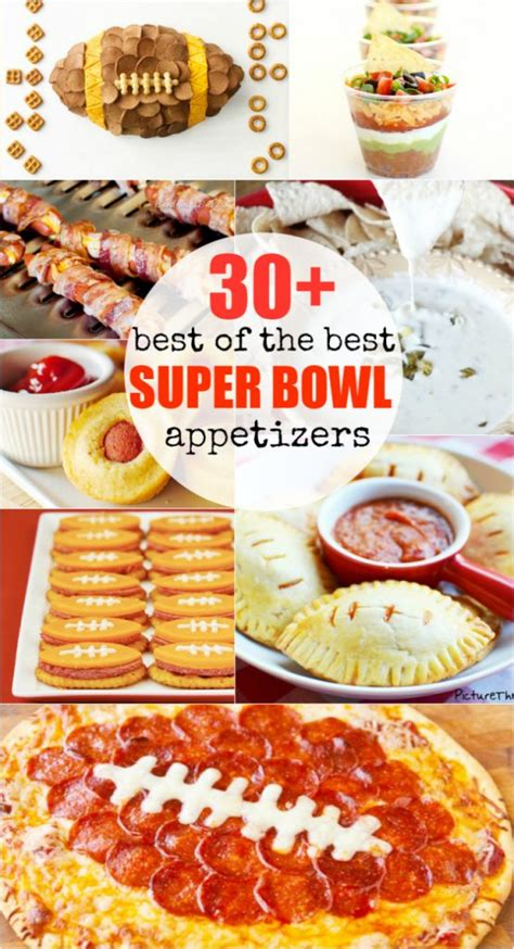 best superbowl snacks best bowl appetizers