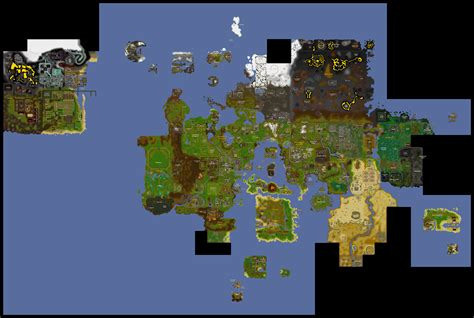 osrs runescape wilderness map faux s new theory on possible dig location cracktheclue