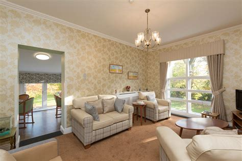 home grange yockleton grange residential home shrewsbury springcare ltd
