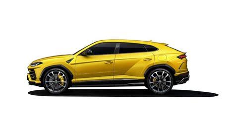 Lamborghini Configure How Would You Configure Your Lamborghini Urus