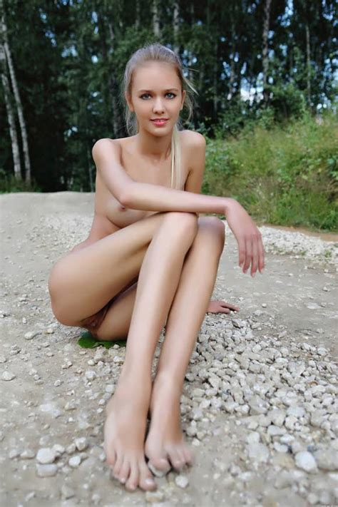 Skinny Blonde Tits Hornywishes Com