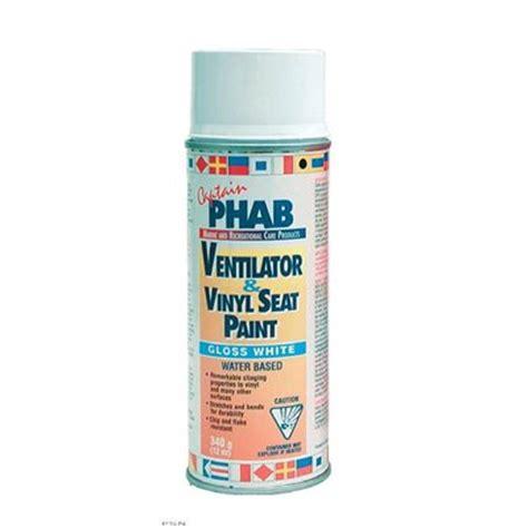 vinyl seat paint ventilator and vinyl seat paint gloss white