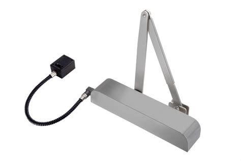 swing free door closer welling architectural ironmongery satin anodised