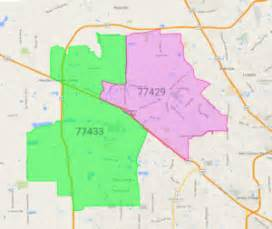 cypress tx zip code map
